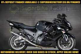 2008 58 KAWASAKI ZZR1400 0% DEPOSIT FINANCE AVAILABLE