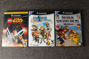 Gamecube Games, Contrrollers