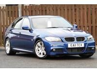 2011 BMW 3 SERIES 320D 2.0 M SPORT SALOON DIESEL