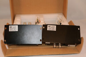 TWO Channel Coax Video Multiplexer over ONE Coax Cable (2pcs)