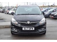 2017 VAUXHALL ZAFIRA Vauxhall New Zafira Tourer 1.6 CDTi ecoFLEX SRi Nav 5dr