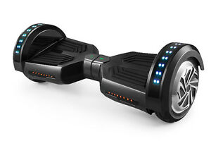 Titanium Smart Hoverboard with App & Bluetooth Samsung Battery