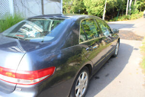 2004 Honda Accord EX V6 Berline