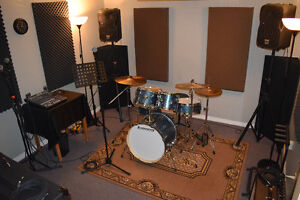 Hourly Rehearsal Space available at the Garage! Kitchener / Waterloo Kitchener Area image 3