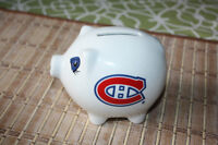 Montreal Canadiens Piggy Bank