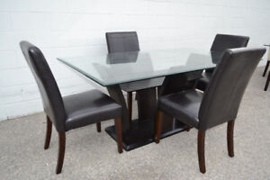 5pcs modern dining table set only $499!!!!