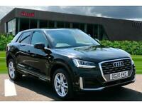 2020 Audi Q2 S line 35 TDI quattro 150 PS S tronic Auto Estate Diesel Automatic