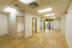 Move-In-Ready Office Space on Saint Jacques Street West!