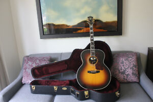 2005 Guild F50R Jumbo Acoustic Guitar(USA)- Rare Opportunity