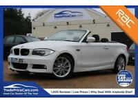 2012 BMW 1 SERIES 2.0 120I M SPORT 2D 168 BHP