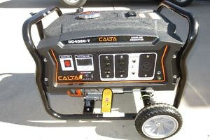 CaltaPower 4050W Gas Generator With 2 Years Warranty ON SALE