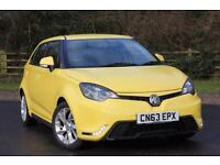 2013 MG 3 3 FORM SPORT VTI-TECH HATCHBACK PETROL
