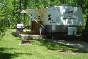 Not sure whether to buy a trailer or not?? Why not rent this 32 Kitchener / Waterloo Kitchener Area image 1
