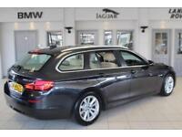 2014 64 BMW 5 SERIES 2.0 520D SE TOURING 5D 188 BHP DIESEL