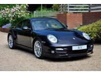 Porsche 911 Turbo S Pdk Coupe 3.8 Semi Auto Petrol