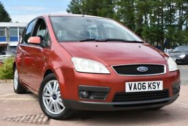 Ford Focus GHIA (red) 2006