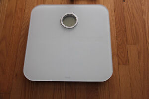 Fit Bit HR and Fitbit Scale