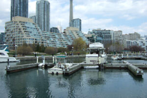 Luxury Harbourfront Condo - One Bdrm Plus Den - 1,675 sq ft.