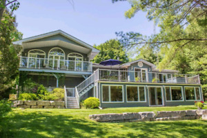 Crowe River Cottage Rental - Havelock - Peterborough - Kawarthas