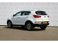 2014 Kia Sportage 1.7 CRDi ISG 2 5dr SUV Diesel Manual