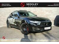 2018 Maserati Levante 3.0D V6 GranSport Nerissimo ZF 4WD (s/s) 5dr SUV Diesel Au