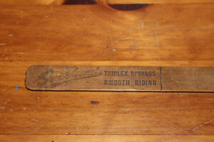 Old Wooden Gasoline Dipstick - Model A, etc. London Ontario image 4