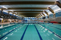 Lifeguard & Swimming Instructor at the University of Lethbridge!