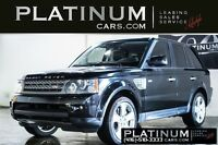 2010 Land Rover Range Rover Sport SUPERCHARGED/ CLEAN CARPROOF/