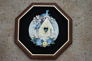 Gingerbread Cottage Plate
