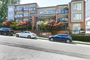 2 BR condo for sale. Step to VGH. One minute to bus stop to UBC