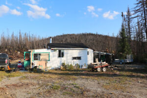 Camp de chasse / Hunting Camp - Senneterre