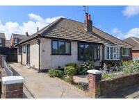 2 Bed Semi- Bungalow for swap exchange or sale