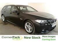 2014 BMW 5 SERIES 520D M SPORT TOURING ESTATE DIESEL