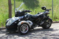 Can-Am Spyder  RS-SE5 2009