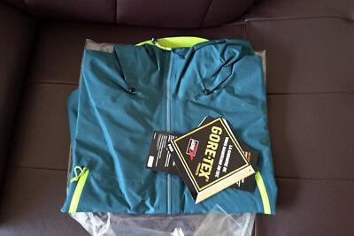 Arcteryx Men Beta Lt 3 Layer Goretex Pro Ski Snowboard Hardshell Jacket Hinto Xl