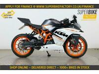 2016 66 KTM RC 390 - PART EX YOUR BIKE