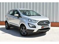 2018 Ford Ecosport 1.0T EcoBoost Zetec (s/s) 5dr SUV Petrol Manual