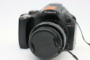**BEGINNER** Canon PowerShot SX40 HS 12MP Camera (#16449)