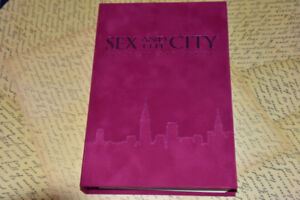Sex and the City: The  Complete Series - Deluxe 20 disk DVD set