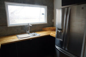Modern tiny home priced to sell. W jacuzzi and full new kitchen Regina Regina Area image 9