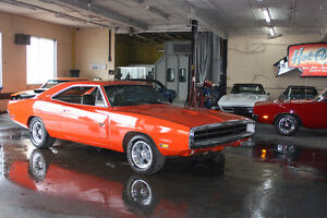 DODGE CHARGER R/T 1970 MATCH NUMBER