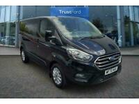 2020 Ford Transit Custom 300 Limited L1 SWB FWD 2.0 EcoBlue 130ps Low Roof, CONV