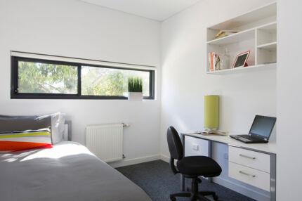 Student apartments at Western Sydney University Campbelltown!