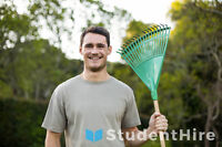 Yard Work by StudentHire - You set the price!