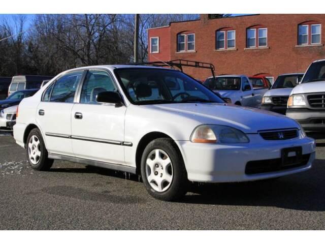 Image 1 of Honda: Civic CNG 4dr…