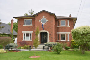 Solid Brick Custom Built with In Law Suite