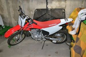 2014 Honda CRF 150cc *mint condition*