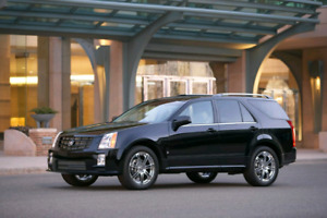 2008 Cadillac SRX with full 3 year warranty