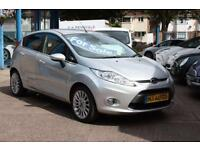 2012 12 FORD FIESTA 1.4 TITANIUM 5 DOOR 2 OWNERS FFSH