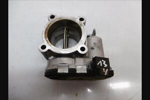 Mercedes cdi diesel throttle valve